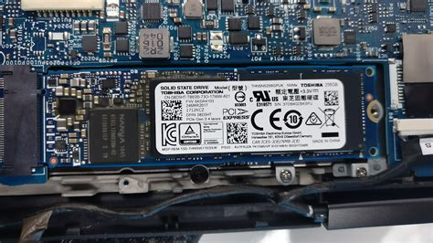 dell xps   disassembly internal   upgrade options