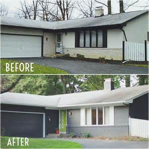 before and after home makeovers home makeover before and after gray and lime green exterior what do you do dear exterior