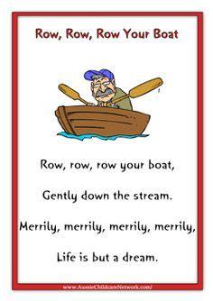 row your boat meaning in marathi nursery rhymes on pinterest nursery rhymes worksheets