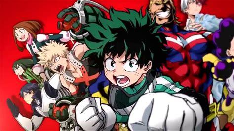 anoboy boku no hero anime boku no hero academia wallpapers desktop phone