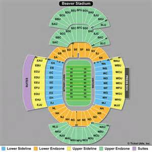 Ohio State Bench Penn State Football Tickets 2017 Nittany Lions Tickets