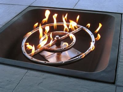 convert pit to gas convert outdoor tables into tables propane or