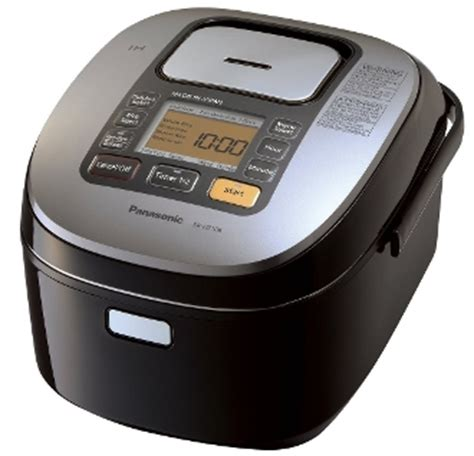 induction heater panasonic panasonic induction heat rice cooker sr hz106k cuisine talent kitchen appliances supplies