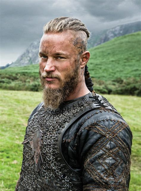 ragnar lodbrok barbe 1001 tutos et photos inspirants pour une coiffure viking