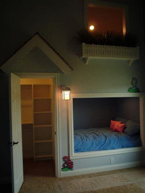 custom built  kids beds  unique room design
