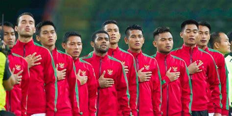 pemain indonesia indonesia akan rotasi pemain lawan timor leste bola net