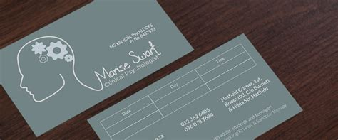 Free Psychology Business Cards Templates by Psychologist Business Card Choice Image Business Card