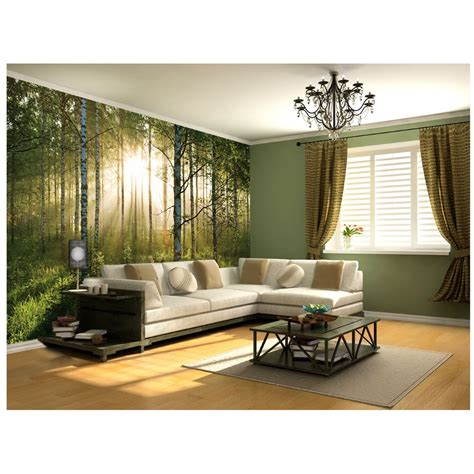 wall murals room decor large photo wallpaper  sizes ebay