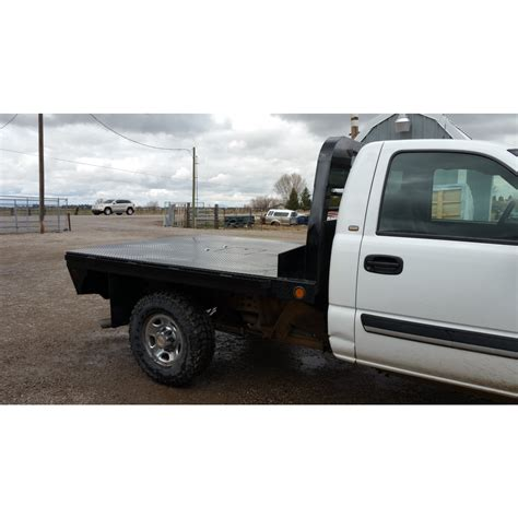 Bed Flatbed by Norstar Flatbeds