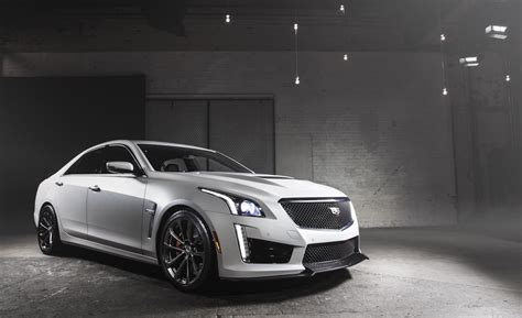 The Rundown: 2016 Cadillac CTS V