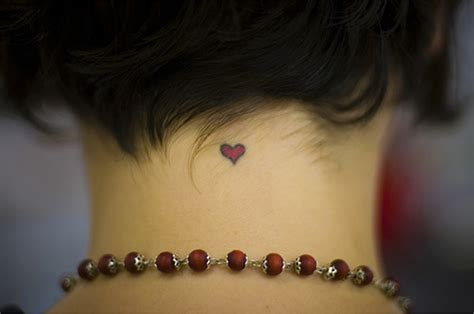 cute small neck tattoos 301 moved permanently
