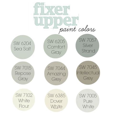 paint colors design and grey on