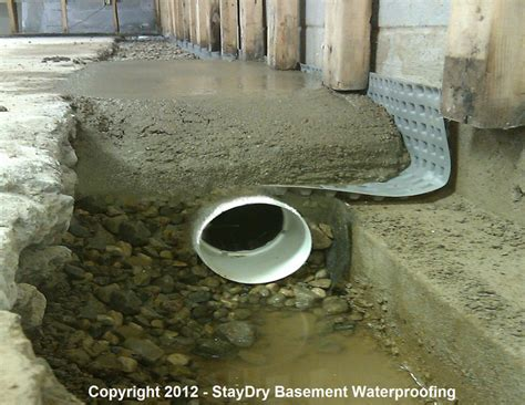 american basement waterproofing kalamazoo staydry 174 waterproofing
