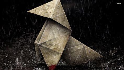 Heavy Origami Bird - heavy wallpapers wallpaper cave