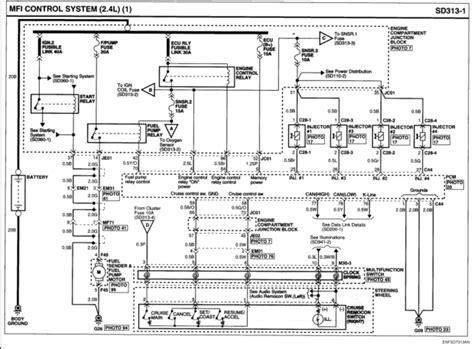 hyundai fuel wiring diagrams wiring diagram