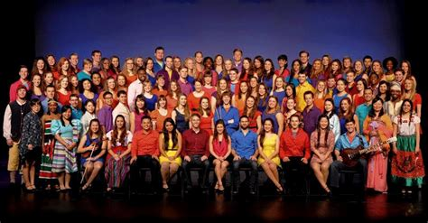 Peoples Cast by Up With People S Show It S So Much More Than That