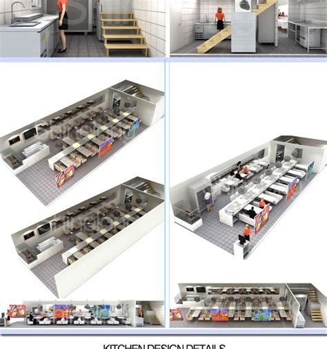 best sushi equipment for sushi restaurant kitchen project