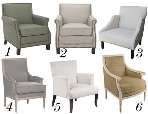 Bedroom Furniture Chairs | fab finds a bedroom chair the decorista