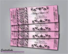 16th birthday invitations templates free sweet sixteen invitation templates printable sweet