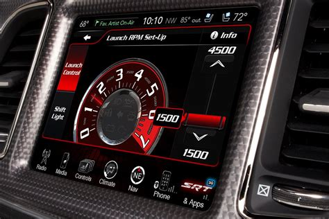 fca uconnect review chrysler infotainment system