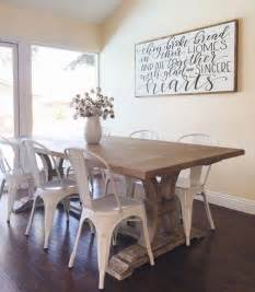 Farmhouse Dining Room Furniture Best 25 Dining Room Wall Ideas On Dining Wall Decor Ideas Dining Room Wall