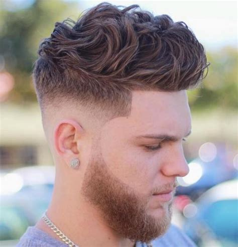 curly hair brush over styles 100 new men s haircuts 2018 hairstyles for men and boys