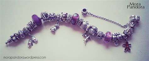 Bracelet Showcase: Pandora Oxidised Bracelet   Mora Pandora