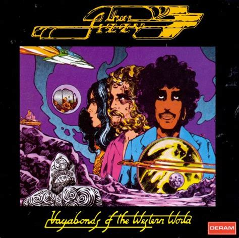 best thin lizzy album vagabonds of the western world thin lizzy songs
