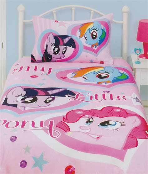 my little pony bed set my little pony quilt cover set my little pony bedding