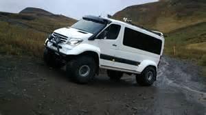 Mercedes Island Mercedes Sprinter Aber Anders Supergeil Fetter