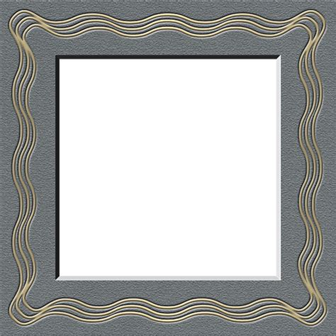 Square Frame With Mat by Presentation Photo Frames Square Mat Style 10