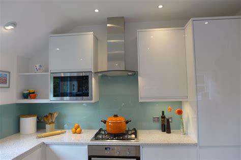 Kitchen Hob Splashback by Glass Splashbacks Style Within