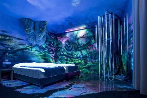 Minecraft Wall Murals glowing murals bogi fabian