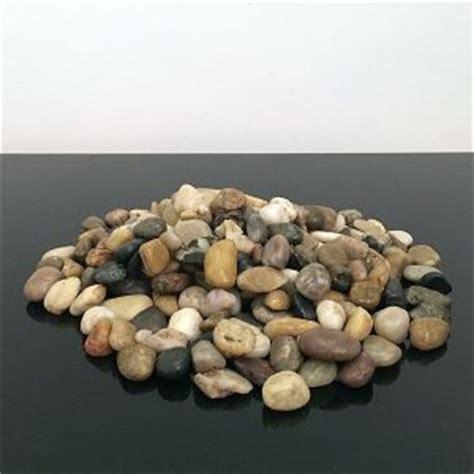 1kg assorted browns decorative stones for vases