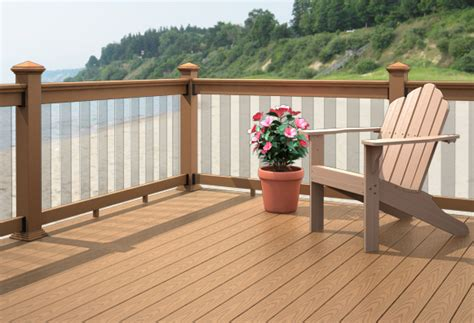 Ideas For Deck Handrail Designs Deck Railing Design Ideas Architectural Design