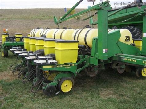 Deere 7200 Planter Manual by 1995 Deere 7200 16row Planting Seeding Planters