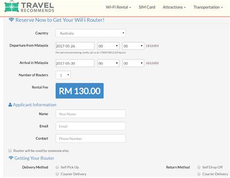 Wifi Unlimited Murah daus redscarz pocket wifi travel recommends memang