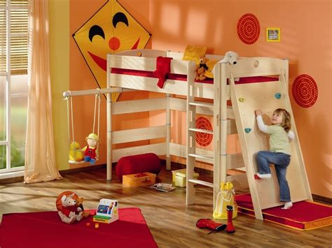 cool kids room funny play beds for cool kids room design by paidi digsdigs