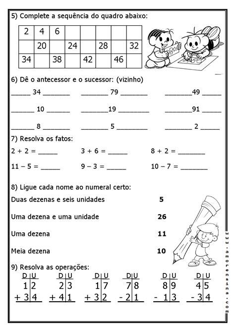 Calendario Prova Area Ii A Magia Da Literatura Infantil Atividades De Matem 225 Tica