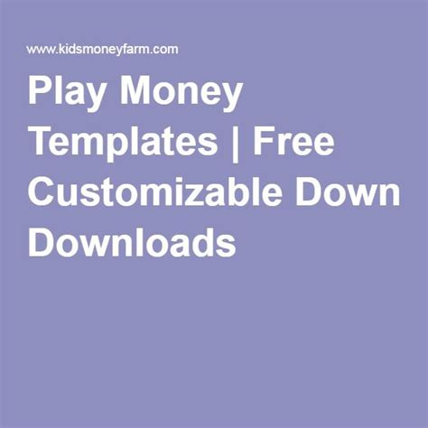 custom play money template 44 best images about ananias and sapphira on