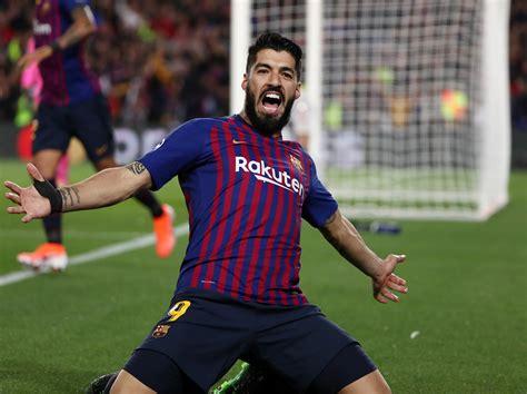 luis suarez goal  video  barcelona  scoring