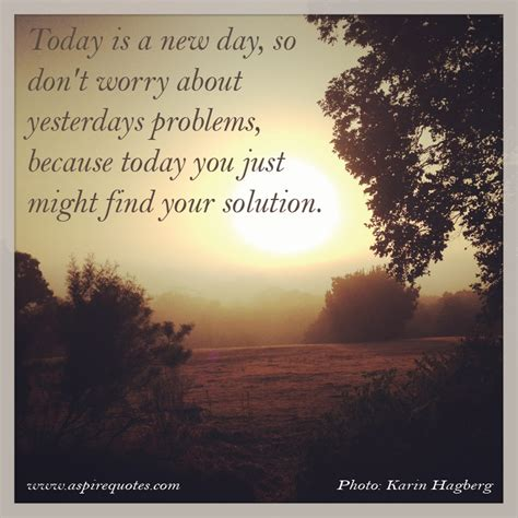 today is a new day quotes like success