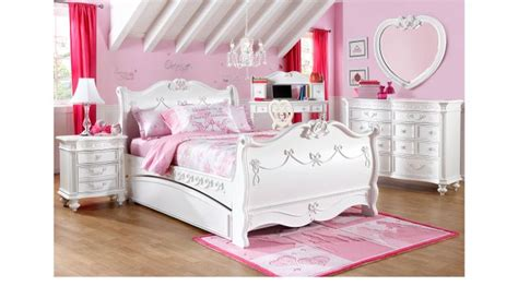 disney princess sleigh bedroom set disney princess white 5 pc twin sleigh bedroom