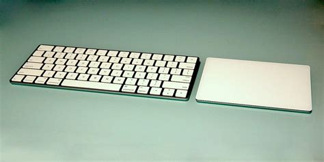 review apples magic keyboard magic trackpad  add precision  power lose compatibility