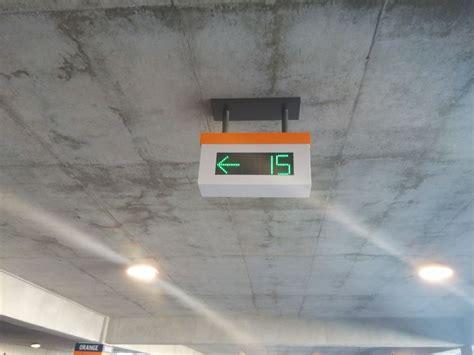 new disney springs parking garage system mickey