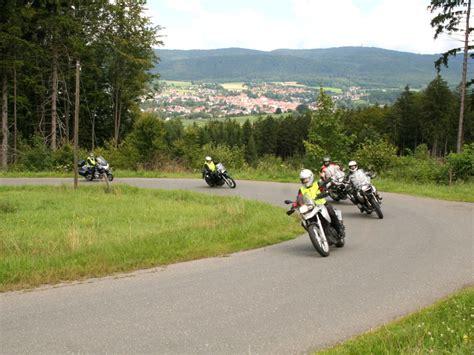 Motorrad Wald by Bikertouren Waldm 252 Nchen Bayerischer Wald