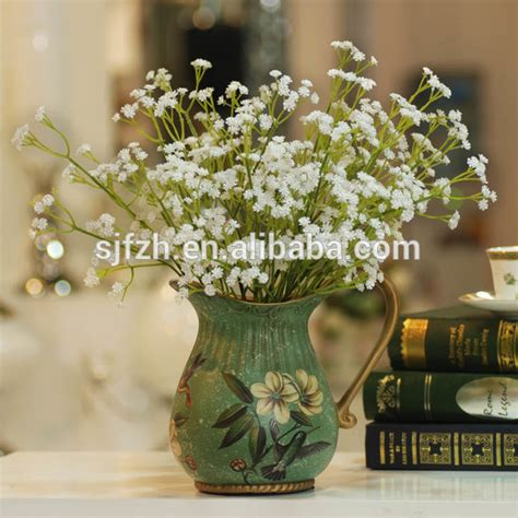 high quality artificial gypsophila flower for wedding