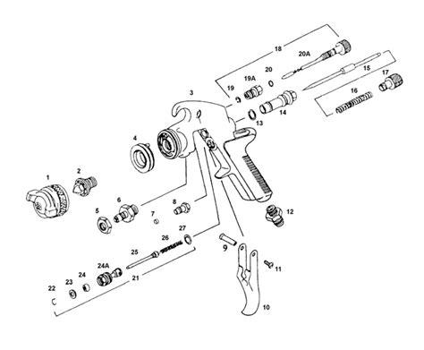 buy jet jsg 1046 spray gun replacement tool parts jet