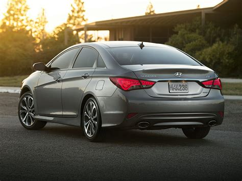 2014 hyundai sonata price photos reviews features