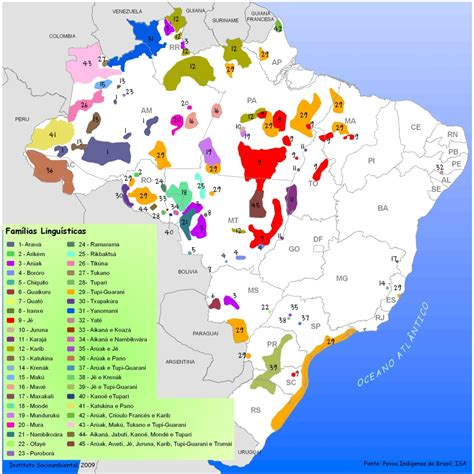 language da which are the most spoken languages in brazil
